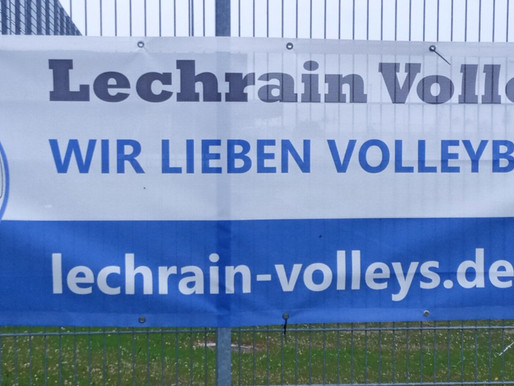 Meisterschaft der Lechrain Volleys