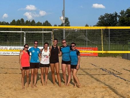 Lechrain Volleys erfolgreich bei Beach-Turnieren in Landsberg