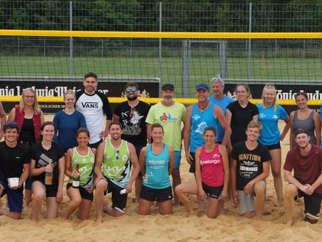 Die Meisterschaft der Lechrain Volleys im Beach: ein voller Erfolg!
