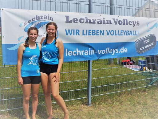 U19 Beachers Tour am Sonntag in Landsberg