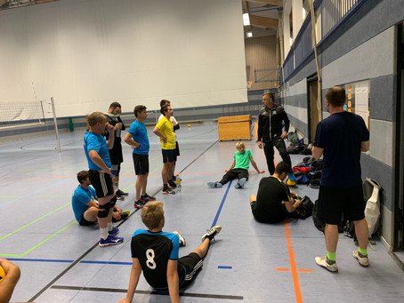 Trainingslager der Herren-Mannschaften