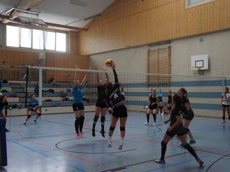 Erfolgreiches Damen-Turnier für Lechrain Volleys