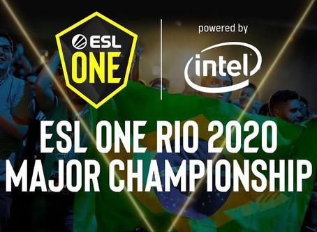 ESL ONE RIO, o Major do Brasil cancelado!