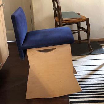 f. ... a chair