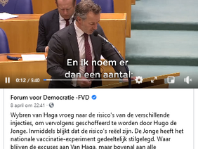 Nederland, ander land, zelfde verhaal