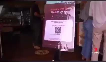 QR code tracking system Australia