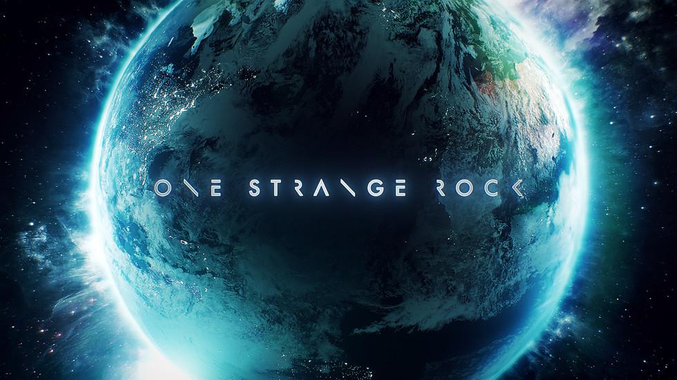 NATIONAL GEOGRAPHIC - 'ONE STRANGE ROCK'