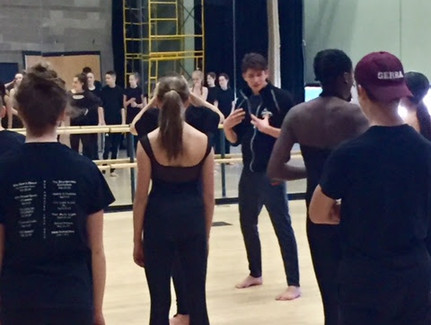 Barton Cowperthwaite with Dance