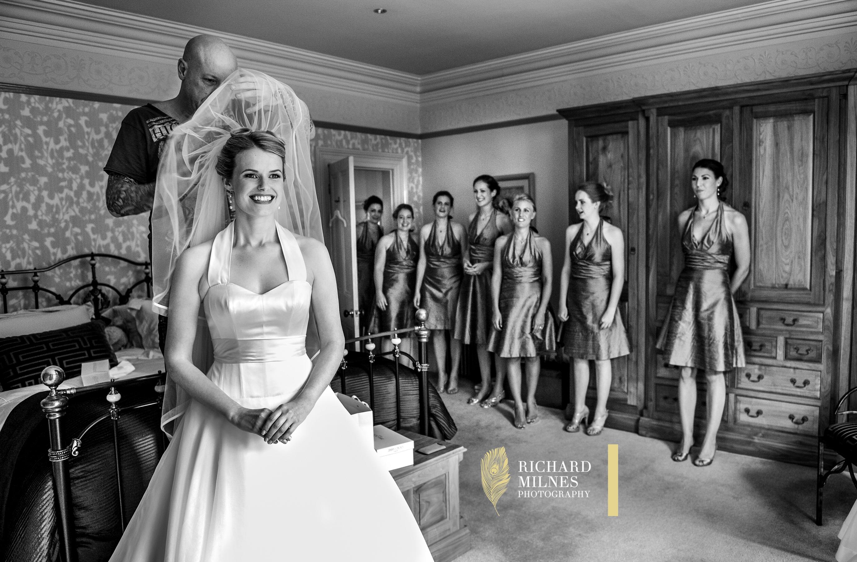 Colshaw Hall Wedding Photographer