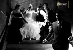 Peckforton Castle Wedding Photograph