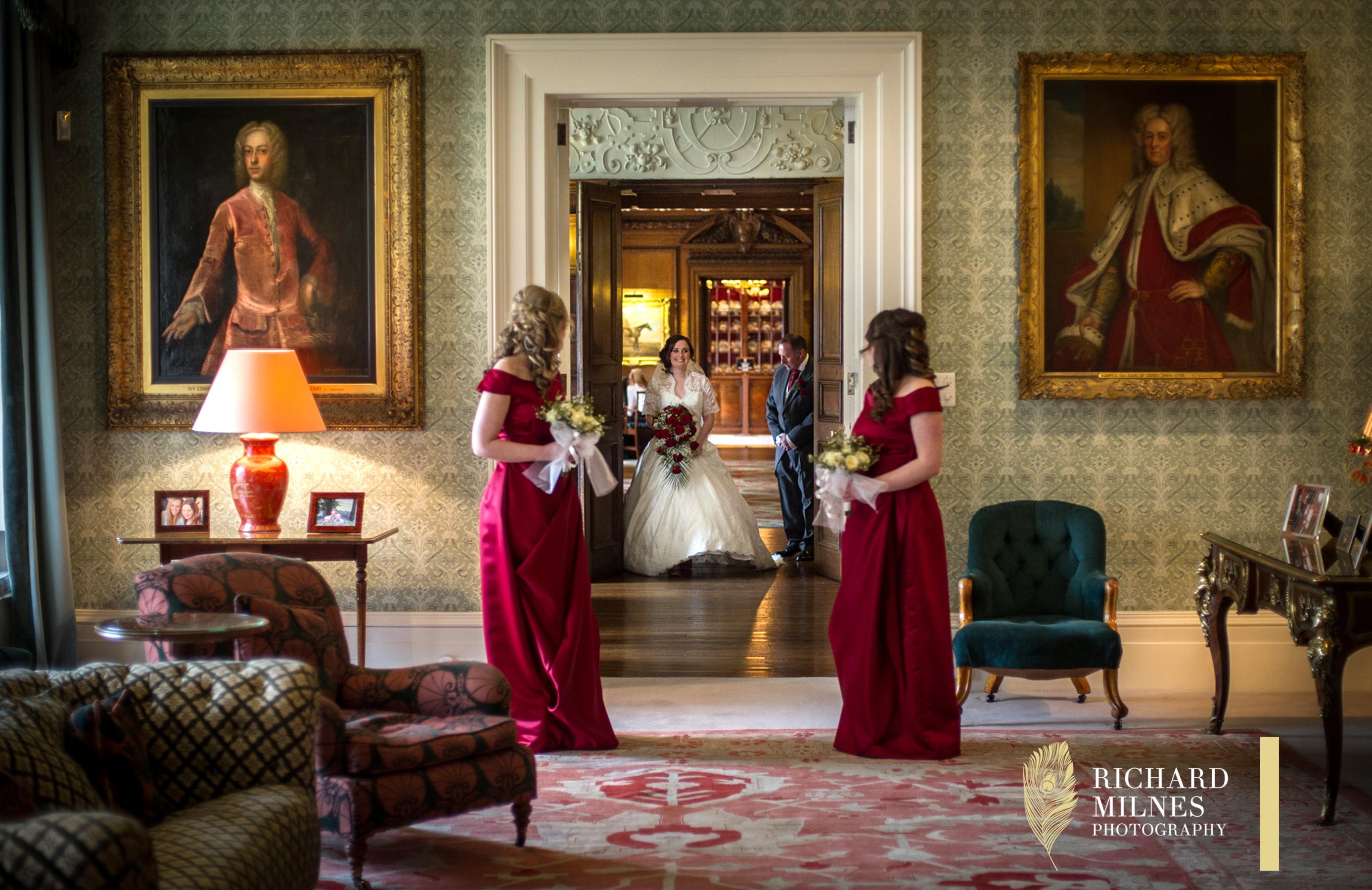 Knowsley Hall Wedding photographer