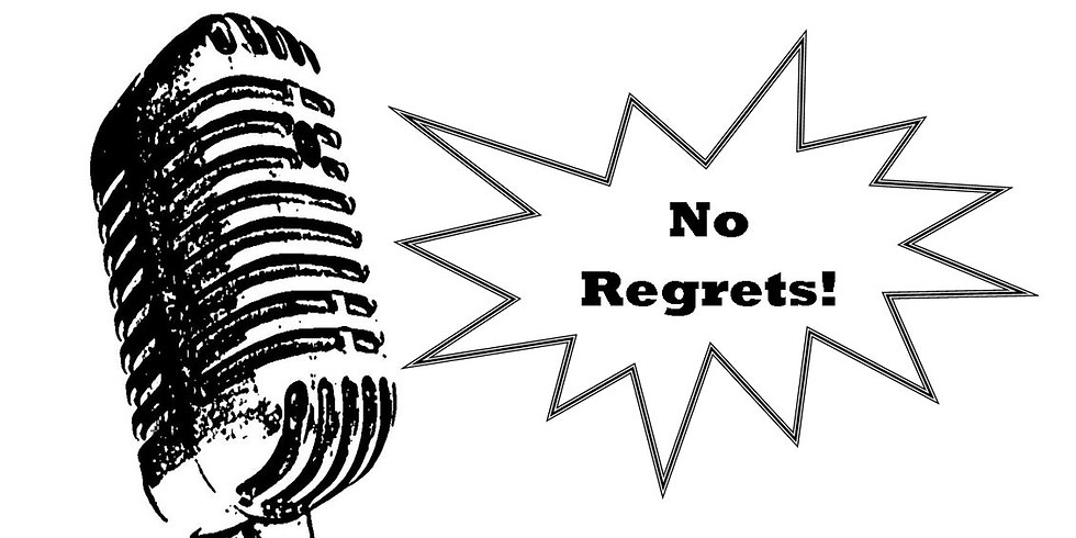 """""""No Regrets"""" Storytelling About the End"""