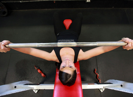 Mistake of the Month - Not Lifting Large- Fit Training Blog for Women 40, 50 and Beyond