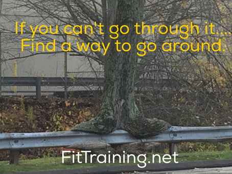 Go Around...- Fit Training Blog for Women 40, 50 and Beyond