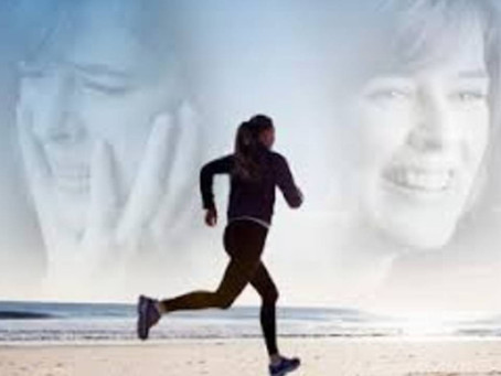 Women's Fitness: Beat Depression by Exercising the Blues Away Fit Training Blog for Women 40, 50 and