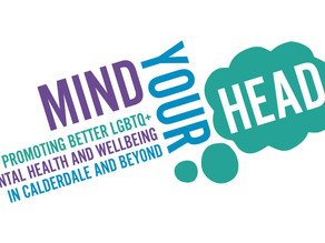 Mind Your Head - New LGBTQ+ Mental Health Campaign