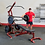 Thumbnail: Body-Solid GLGS100 Corner Leverage Gym with Bench