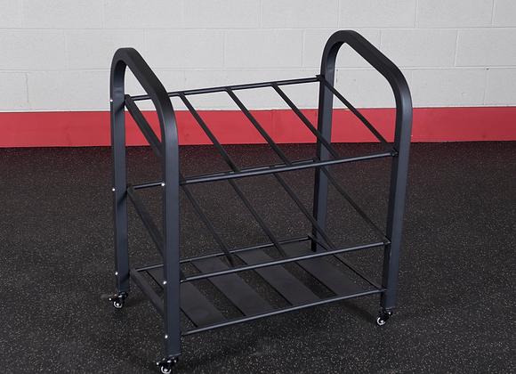 Body-Solid GYR500 Rolling Storage Cart