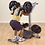 Thumbnail: Body-Solid GSCL360 Leverage Squat Calf Machine