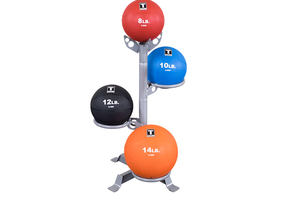 Body-Solid GMR5 Short Medicine Ball Stand