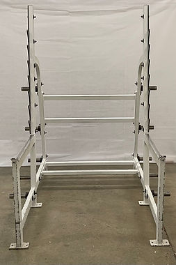 Hammer Strength Olympic Squat Rack for sale