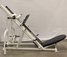 Star Trac Angled Leg Press