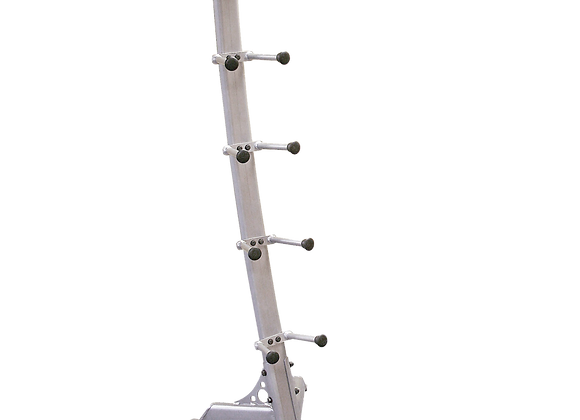 Body-Solid GMR10 Vertical Medicine Ball Stand