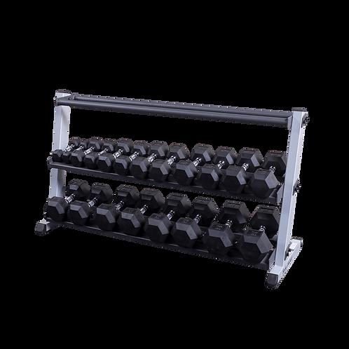 Body-Solid Medicine Ball Storage Shelf for GDR60 Rack