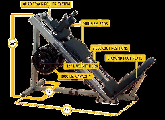 Body-Solid GLPH1100 Leg Press Hack Squat