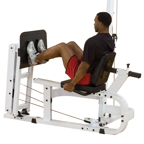 Body-Solid Leg Press Attachment for EXM4000S Home Gym LP40S