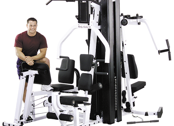 BODY-SOLID EXM3000LPS 2 STACK HOME GYM