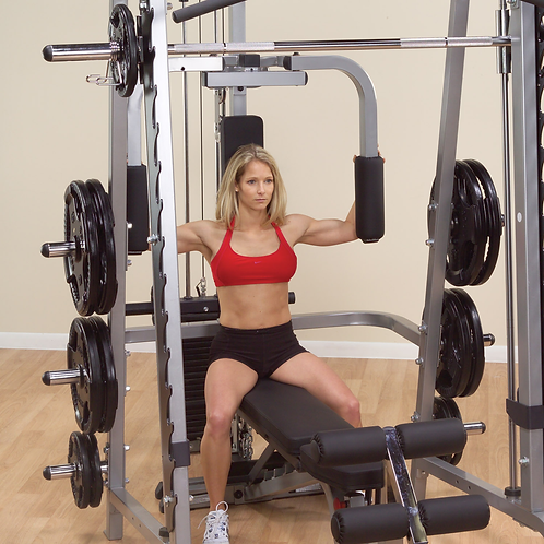 Body-Solid GPA3 Pec Attachment for Series 7 Smith Machine