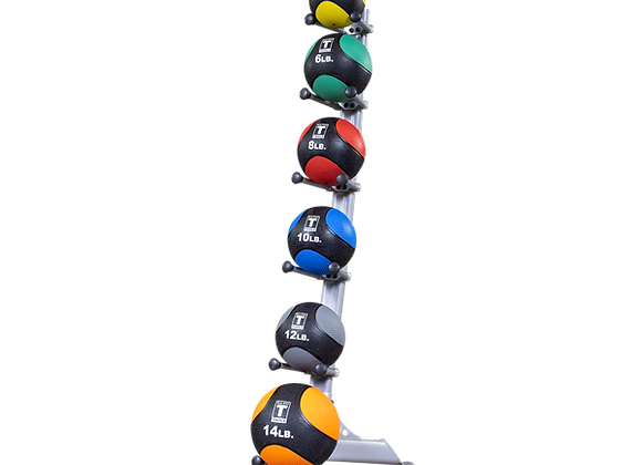 Body-Solid GMR10-Pack Medicine Ball Rack Package