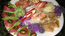 Wazabi Sushi Bar now open for dinner six nights a week! - Top sushi hibachi Humble TX