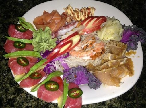 Best Sushi Hibachi Restaurant in Humble Kingwood Texas, Vegan Vegetarian restaurant Kingwood