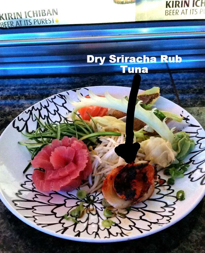 top rated sushi in Kingwood Humble Texas