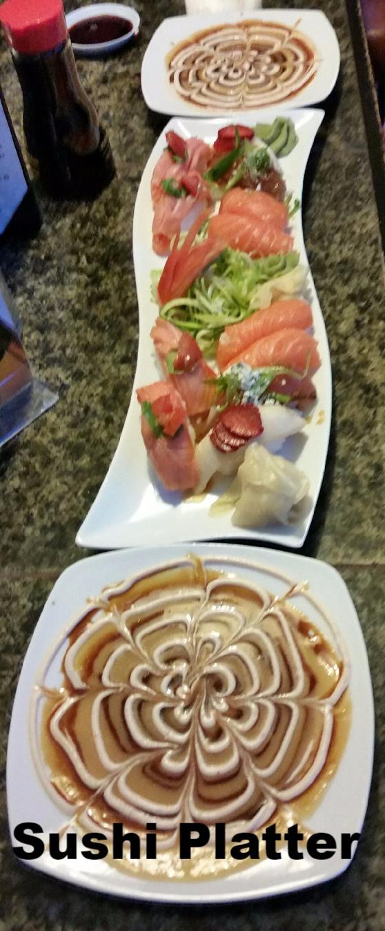 Top rated sushi bar in Humble Kingwood Texas