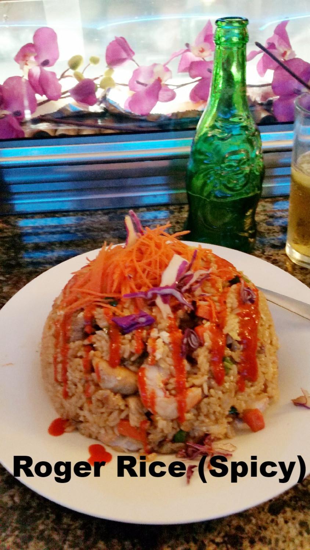 Siri -ok google what is the best sushi bar in Humble Kingwood Texas- Wazabi Sushi bar