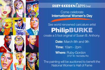 Ruby Gordon & National Women's Hall of Fame