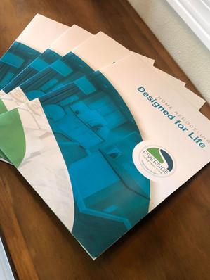 Riverside Construction Pocket Folder