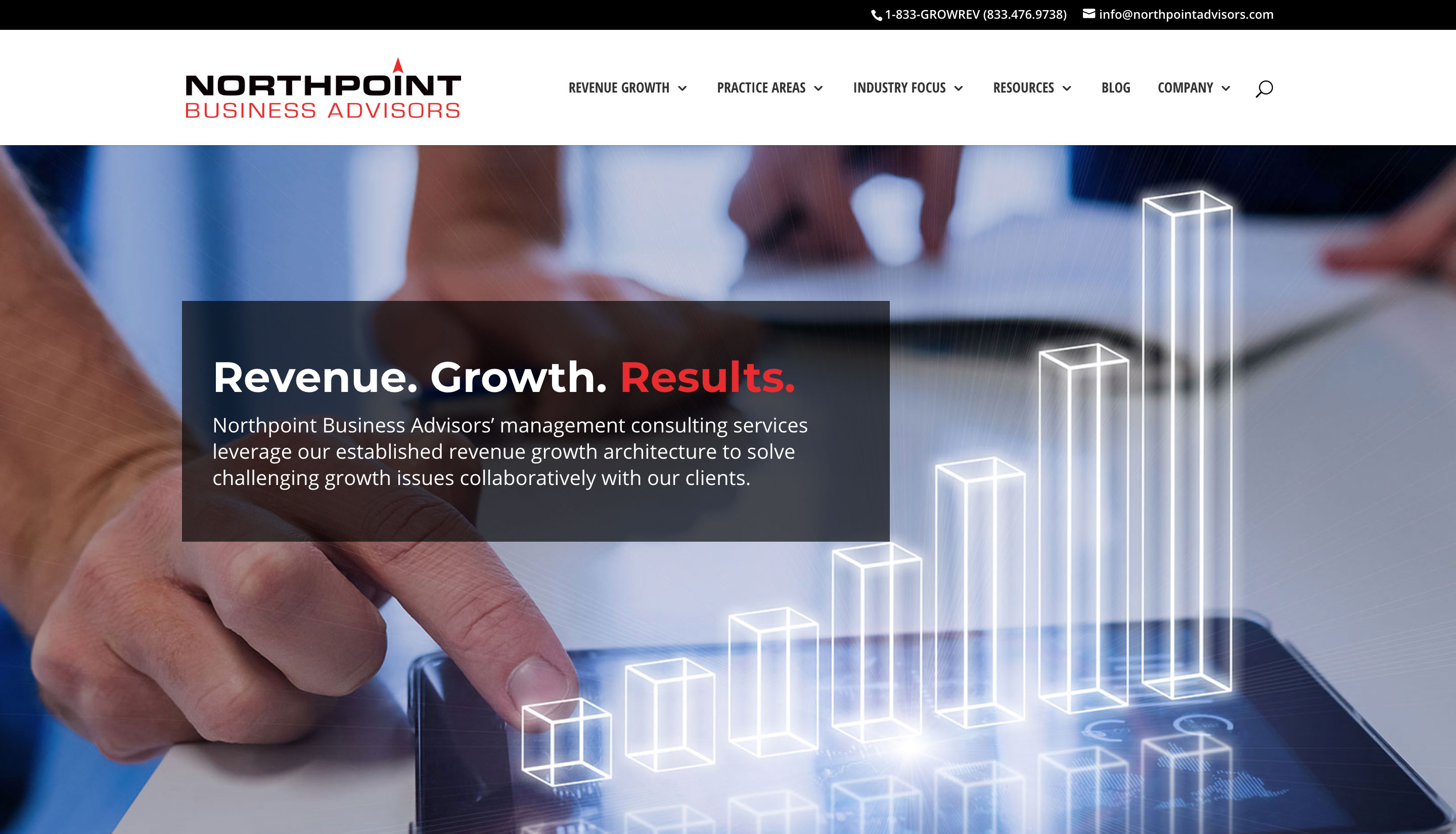 Northpoint Business Advisors Website