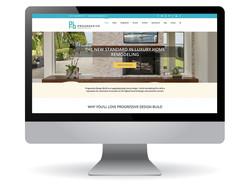 Progressive Design Build Website