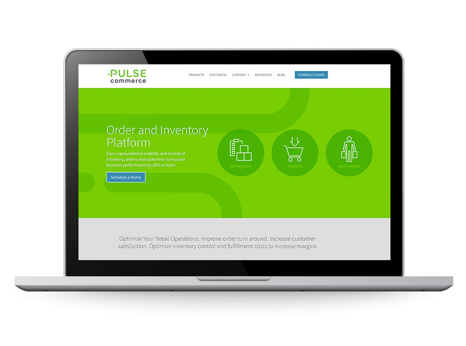 Pulse Commerce Website