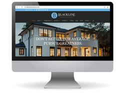 Blackline Renovations Website