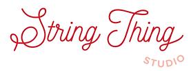 String Thing Studio Logo