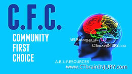 CFC COMMUNITY FIRST CHOICE CONNECTICUT CT MFP PROGRAM MEDICAID ABI RESOURCES WWW.CTBRAININjuryCOM