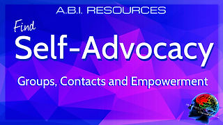 ind self advocacy group support empowerm