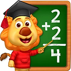 Math Kids - Add, Subtract, Count, and Le