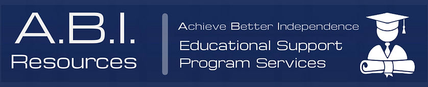ABI Resources educational support behavi