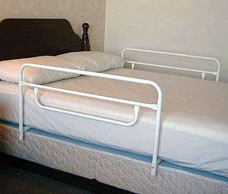 Two 30 Inch Security Bed Rails